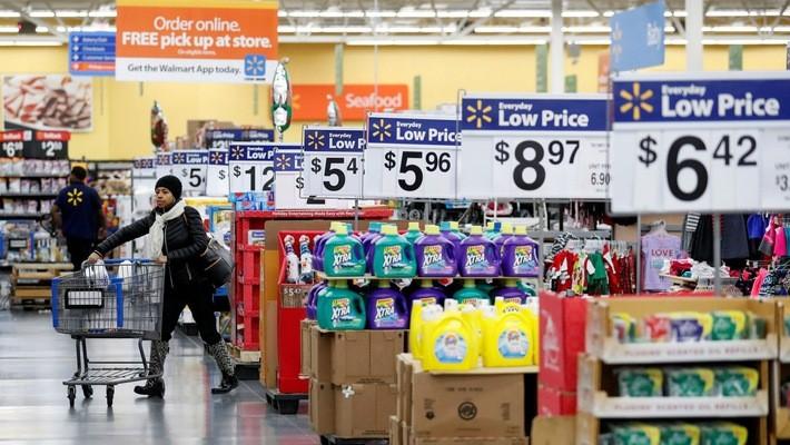 Walmart dẫn đầu Fortune 500 năm thứ 6 liên tiếp.