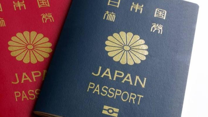 Công dân Nhật Bản được miễn thị thực (visa) vào 189 quốc gia và vùng lãnh thổ.