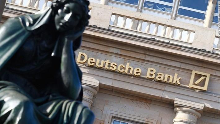 Từ đầu năm đến nay, giá cổ phiếu Deutsche Bank đã giảm hơn 31%.