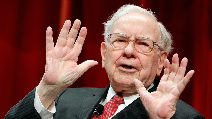 Tỷ phú Warren Buffett.