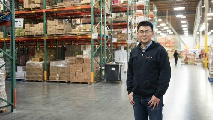Alex Zhou - Ảnh: South China Morning Post.