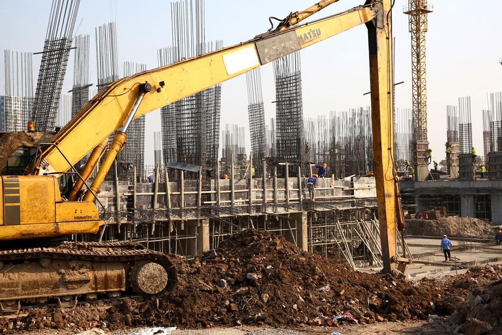 Những dự án đầu tư công, dự án liên quan đến đất đai nếu có tham nhũng sẽ thất thoát rất lớn. Ảnh: Nhã Chi