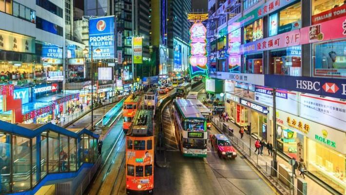 Hồng Kông đã phá nhiều kỷ lục thế giới khi giá bất động sản ngày càng tăng cao