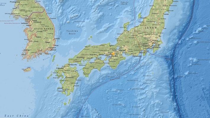Vùng Kansai, nơi có thành phố Osaka, là một trong những trung tâm sản xuất công nghiệp của Nhật Bản.