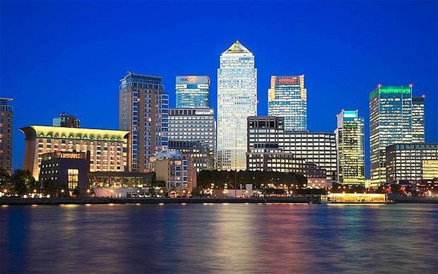 Thủ đô London. (Nguồn: Alamy)