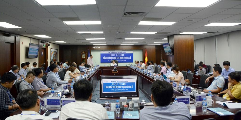 Nhiều ý kiến đề xuất ưu đãi cho các đơn vị xử lý tro thải của nhà máy nhiệt điện