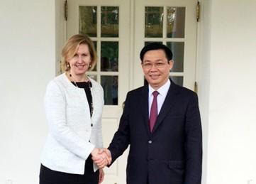 Hoa Kỳ coi trọng quan hệ hợp tác toàn diện với Việt Nam - ảnh 2