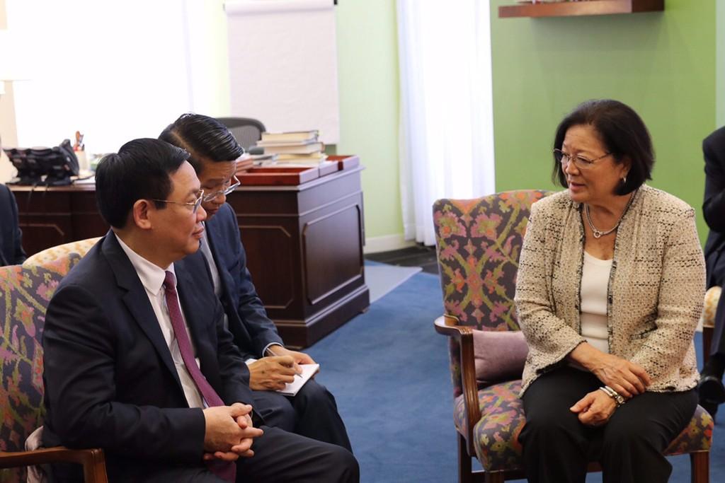 Hoa Kỳ coi trọng quan hệ hợp tác toàn diện với Việt Nam - ảnh 3