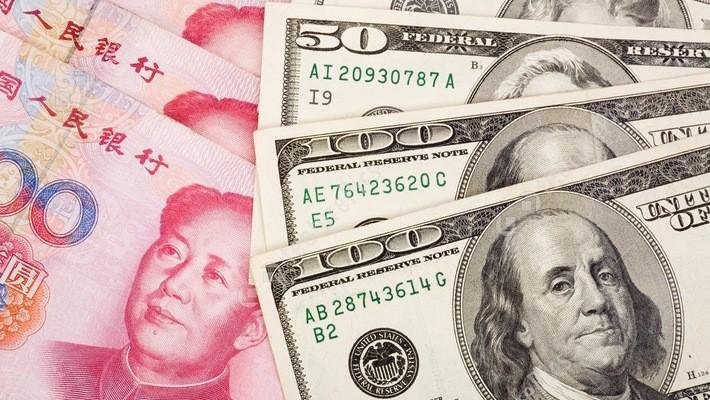 Kể từ khi xung đột thương mại Mỹ-Trung leo thang mạnh, tỷ giá Nhân dân tệ đã giảm rõ rệt - Ảnh: FeaturePics.