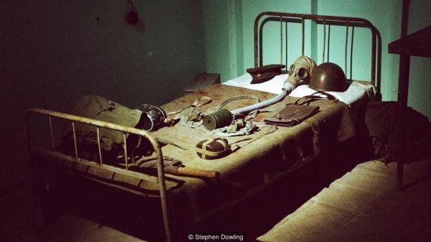 Bí mật hầm trú ẩn hơn 300 phòng trong lòng châu Âu - ảnh 2