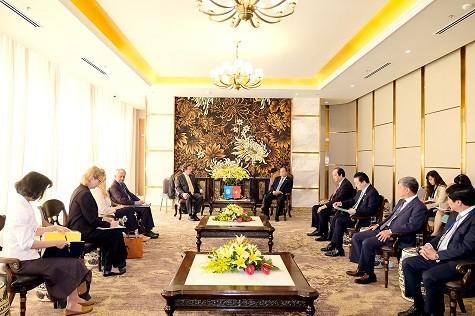 Thủ tướng tiếp lãnh đạo các tổ chức quốc tế - ảnh 2
