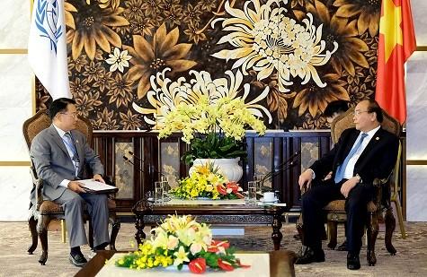 Thủ tướng tiếp lãnh đạo các tổ chức quốc tế - ảnh 3