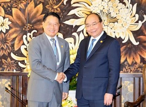 Thủ tướng tiếp lãnh đạo các tổ chức quốc tế - ảnh 4