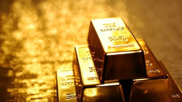 Đà giảm liên tục gần đây của giá vàng thế giới hầu như không tác động nhiều đến giá vàng miếng trong nước - Ảnh: Getty/Market Watch.