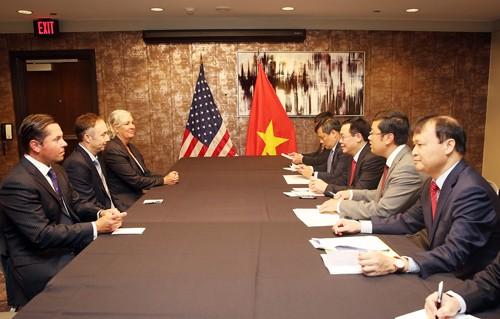Nhiều doanh nghiệp Hoa Kỳ mở rộng kinh doanh tại Việt Nam - ảnh 3
