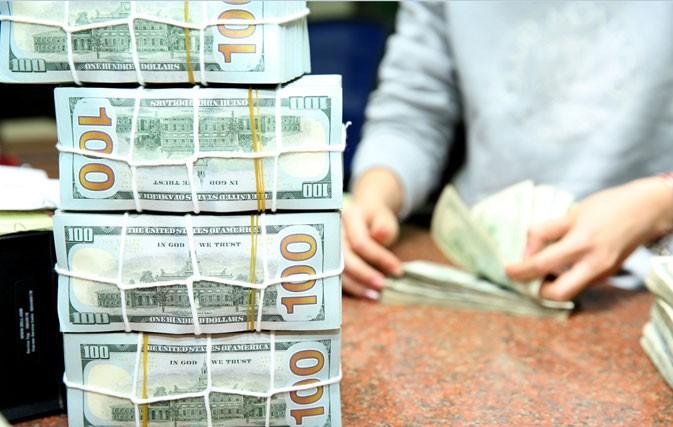 USD dự báo sẽ tiếp tục tăng trong 6 tháng cuối năm 2018. Ảnh: Lê Tiên