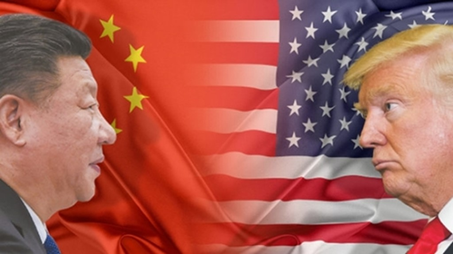 Mỹ - Trung Quốc có thể còn đối đầu trong thời gian dài. Ảnh:Tehran Time