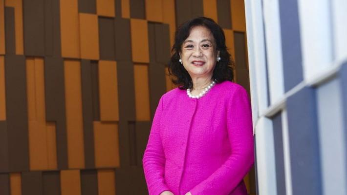 Nữ tỷ phú địa ốc Rita Tong Liu - Ảnh: SCMP.