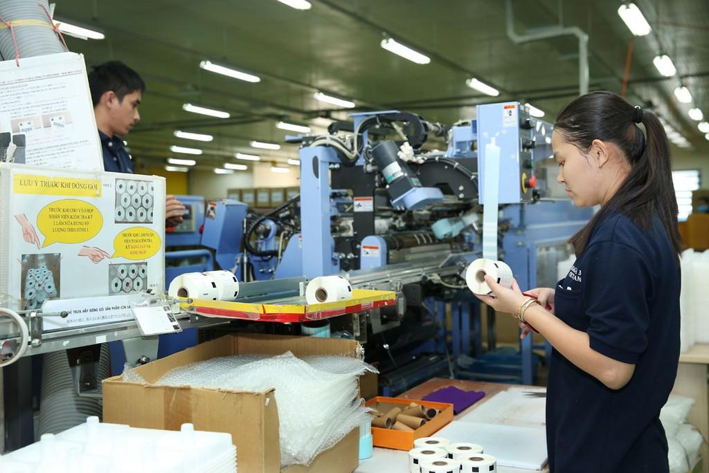 Nhóm nghiên cứu của IFC khuyến nghị xây dựng môi trường kinh doanh phù hợp với nhu cầu của doanh nghiệp trong kỷ nguyên công nghệ số. Ảnh: Hoài Tâm