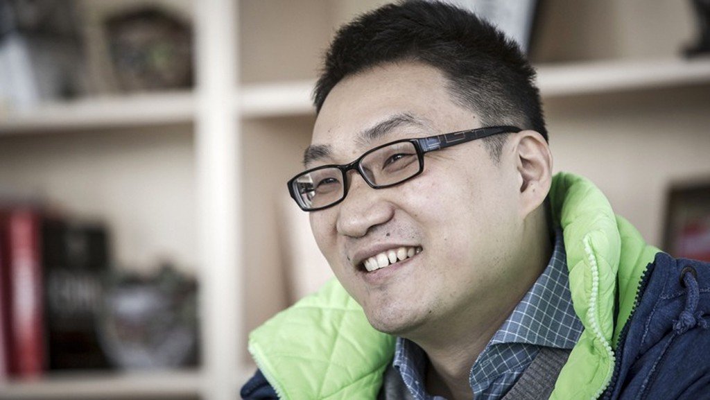 Colin Huang, nhà sáng lập Pinduoduo - Ảnh: Bloomberg.