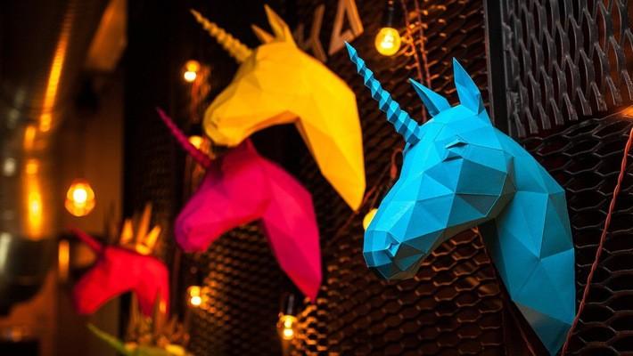 Bitmain, Canaan Creative và Ebang là 3 công ty đào tiền ảo đầu tiên có mặt trong danh sách Unicorn Index - Ảnh: Coindesk.