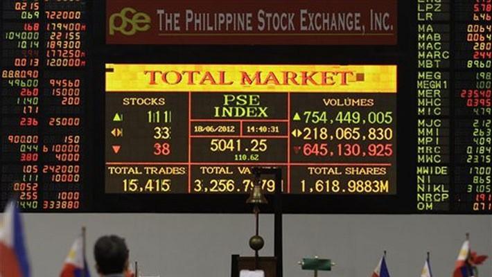 Chỉ trong vòng 3 ngày trở lại đây, chứng khoán Philippines tăng 3,9%.