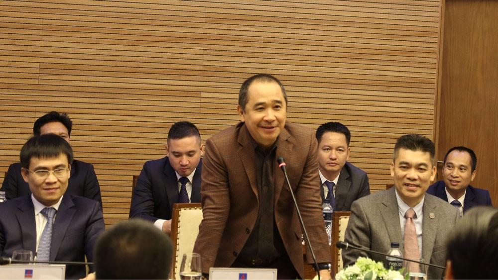 PVI Holdings ký thỏa thuận hợp tác toàn diện với FLC - ảnh 1