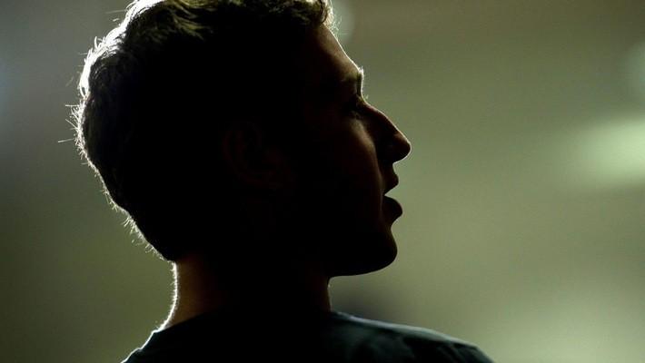 Nhà sáng lập Facebook, ông Mark Zuckerberg - Ảnh: Bloomberg/CNBC.