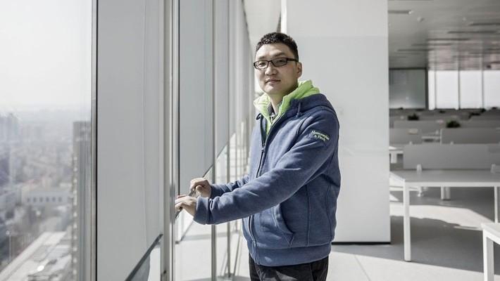 Colin Huang - Ảnh: Bloomberg.