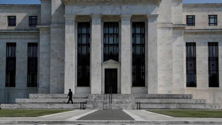 Trụ sở Cục Dự trữ Liên bang Mỹ (FED) ở Washington DC - Ảnh: Reuters.