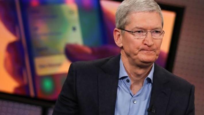 Giám đốc điều hành (CEO) Tim Cook của Apple - Ảnh: CNBC.