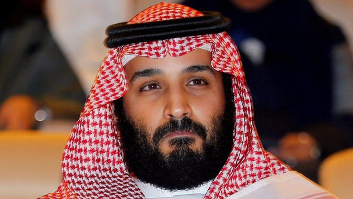 Thái tử Mohammed bin Salman của Saudi Arabia - Ảnh: BBC.