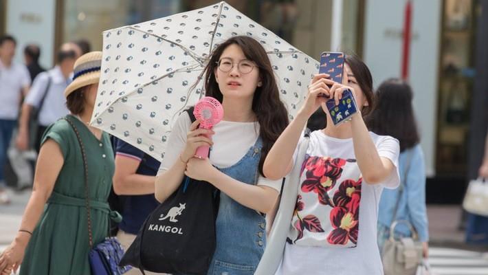 Kinh tế Nhật đã tăng trưởng trở lại sau khi suy giảm trong quý 1 - Ảnh: Getty/Business Insider.