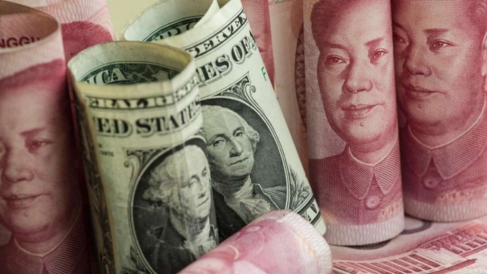 Đồng Nhân dân tệ đang chịu sức ép giảm giá lớn trong bối cảnh chiến tranh thương mại Trung-Mỹ leo thang - Ảnh: SCMP.