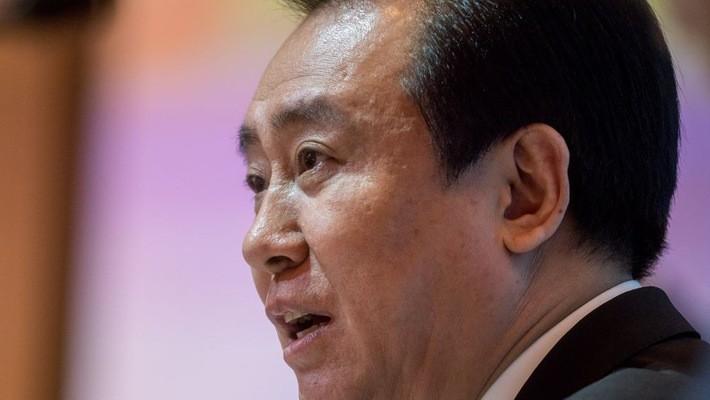 Hui Ka Yan, chủ tịch China Evergrande Group - Ảnh: Bloomberg.