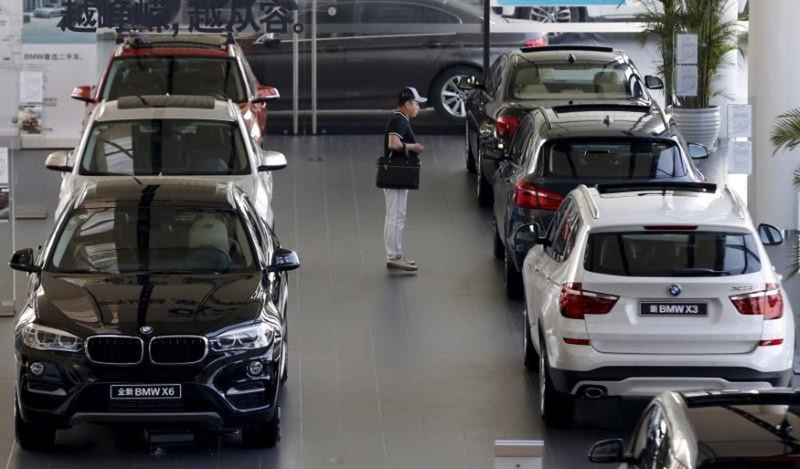 10 thị trường ôtô lớn nhất thế giới - ảnh 1