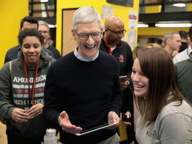 Lối sống tiết kiệm đáng kinh ngạc của CEO Apple Tim Cook - ảnh 14