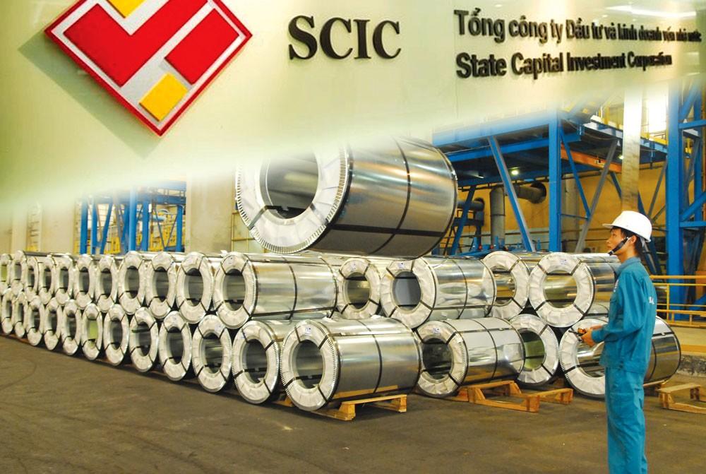 Ủy ban Quản lý vốn nhà nước tại DN sẽ quản lý trực tiếp với DN lớn và quản lý gián tiếp thông qua SCIC với DN nhỏ. Ảnh: Gia Khoa