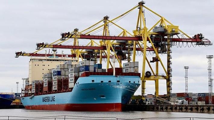 Đội tàu mới của Maersk có khả năng chịu được nhiệt độ tới -25 độ C - Ảnh: Getty Images.
