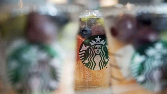 Từ năm 1999 đến nay, chuỗi cửa hiệu cà phê Starbucks đã mở 3.400 cửa hiệu ở Trung Quốc - Ảnh: Bloomberg/SCMP.