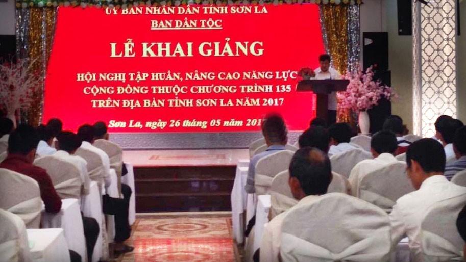 Công ty CP Pro Phương Nam đã trúng 2 gói thầu về đào tạo, tập huấn thuộc Chương trình 135 do Ban Dân tộc tỉnh Sơn La mời thầu