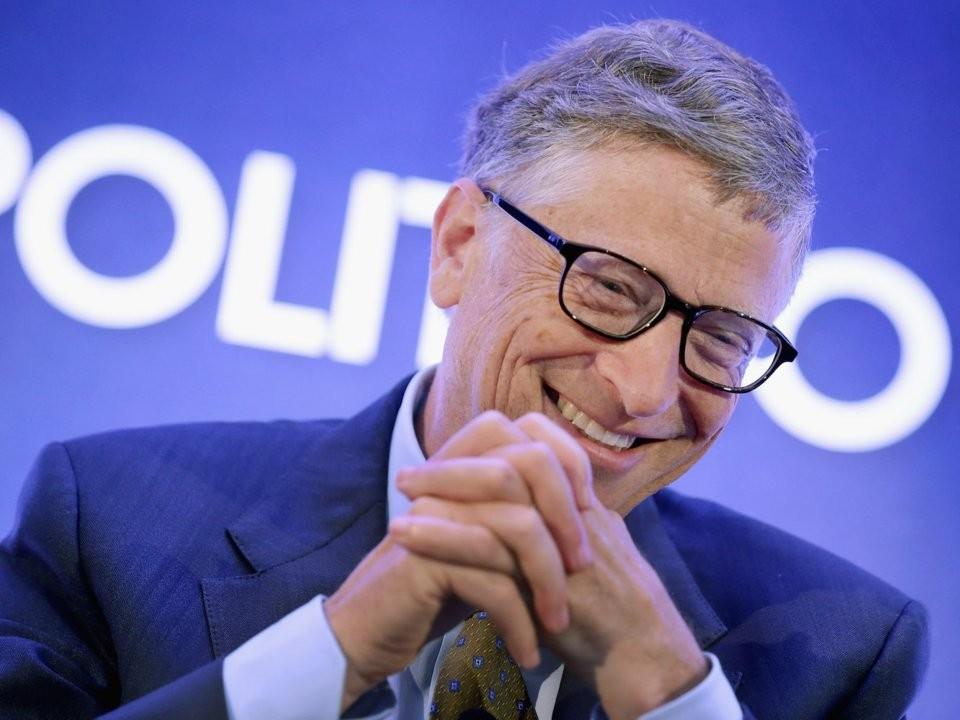 Tỷ phú Bill Gates tiêu tiền như thế nào? - ảnh 1