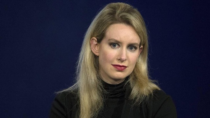 Elizabeth Holmes, nhà sáng lập Theranos - Ảnh: Reuters/WSJ.
