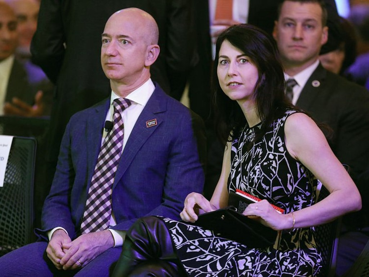 Cuộc sống thường ngày của người giàu có nhất hành tinh Jeff Bezos - ảnh 2