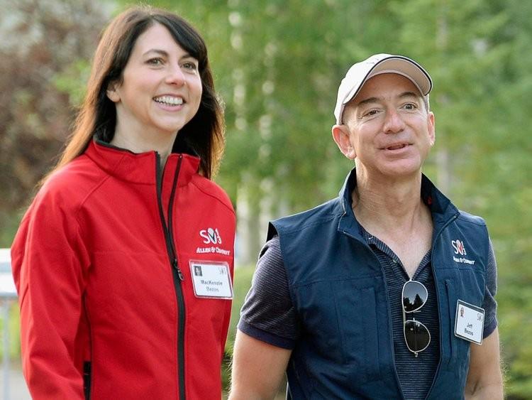 Cuộc sống thường ngày của người giàu có nhất hành tinh Jeff Bezos - ảnh 3