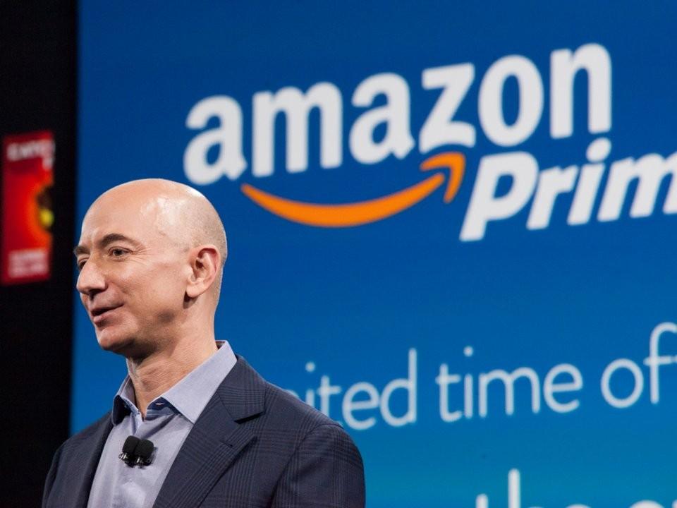Cuộc sống thường ngày của người giàu có nhất hành tinh Jeff Bezos - ảnh 7
