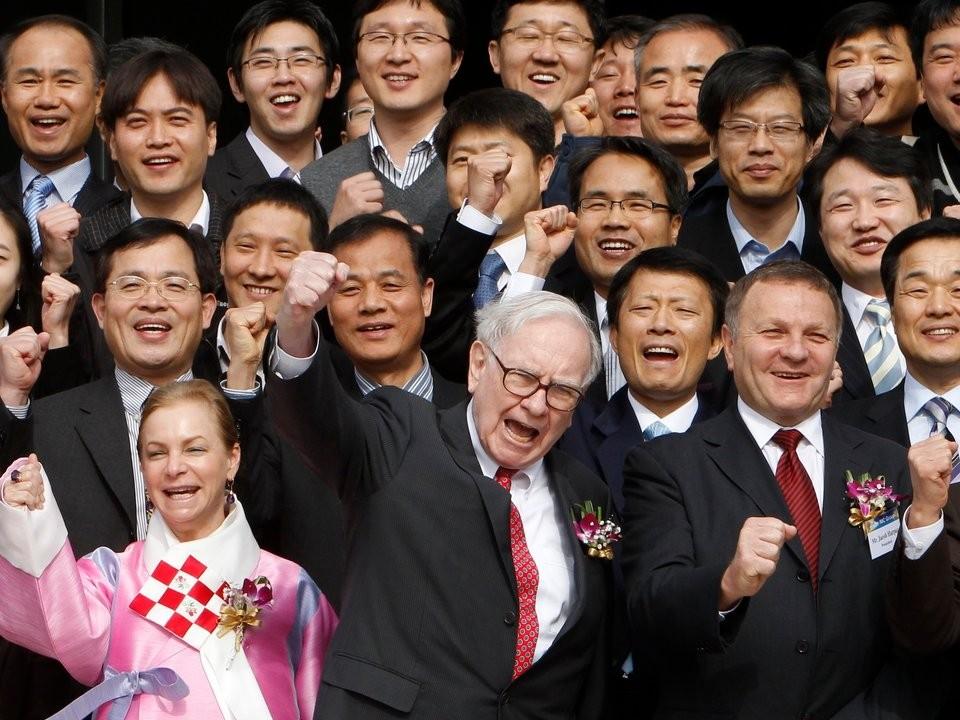 24 sự thật đáng kinh ngạc về nhà đầu tư huyền thoại Warren Buffett - ảnh 16