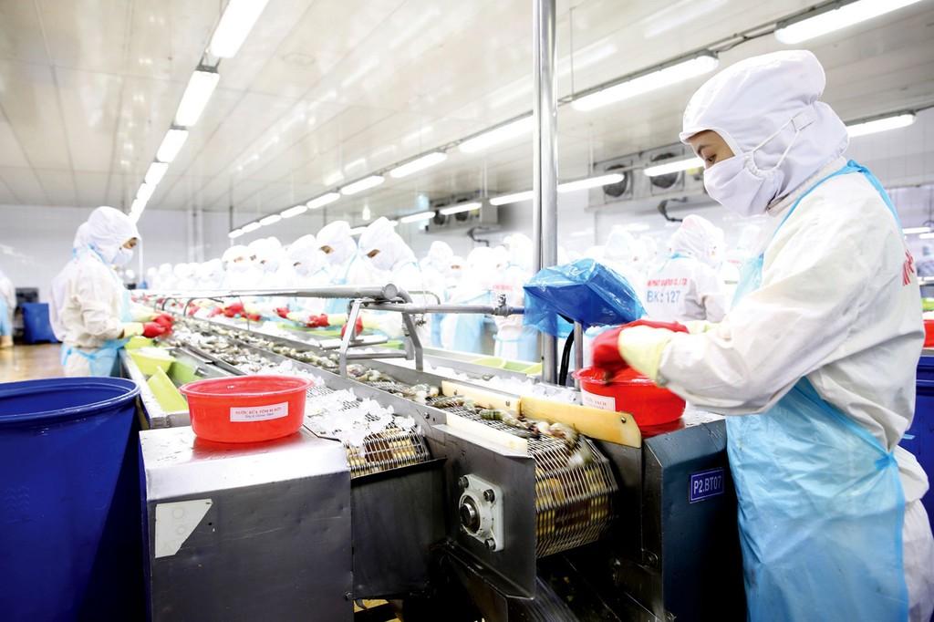 Đầu tư từ khu vực tư nhân trong nước của Việt Nam thuộc nhóm thấp nhất ở ASEAN. Ảnh: Trương Gia