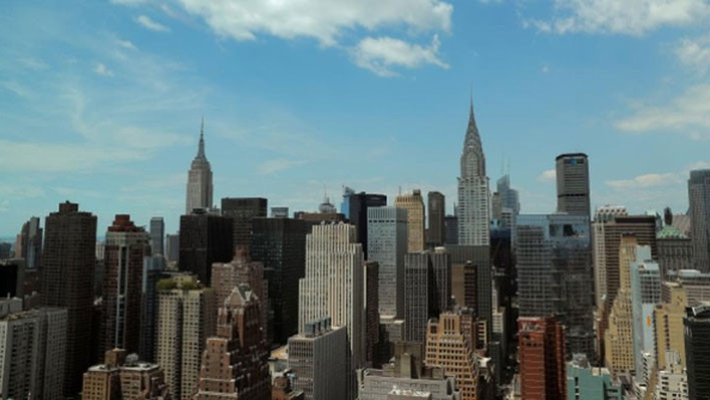 New York đã vượt qua London để trở thành trung tâm tài chính hấp dẫn nhất thế giới - Ảnh: Reuters.