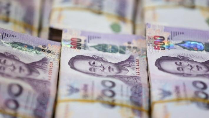 Đồng Baht mạnh đã đặt Ngân hàng Trung ương Thái Lan vào một vị thế hoàn toàn khác - Ảnh: Reuters/Nikkei.